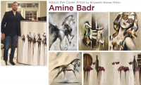 About the Artist - Amine Badr