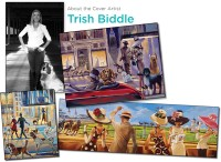 About the Artist - Trish Biddle