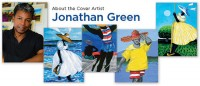 About the Artist - Jonathan Green