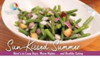 Sun-Kissed Summer
