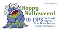 Happy Halloween! 10 Tips To Treat Yourself To a More Secure Financial Future