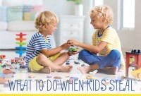 What to Do When Kids Steal