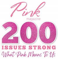 Pink Magazine 200 Issue Strong